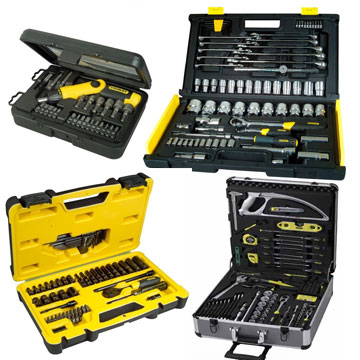 Купить инструмент Stanley Набор инструментовфирменный магазин Украина. Официальный сайт по продаже инструмента Stanley