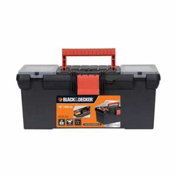 Купить инструмент Black&Decker Сумки и ящики для инструмента фирменный магазин Украина. Официальный сайт по продаже инструмента Black&Decker