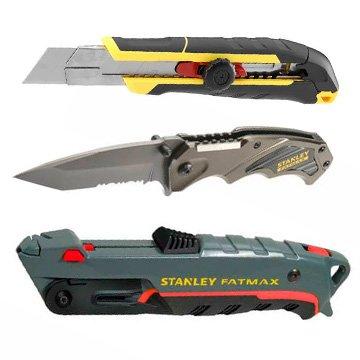 Купить инструмент Stanley Ножи строительныефирменный магазин Украина. Официальный сайт по продаже инструмента Stanley