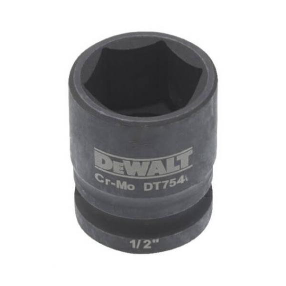 Купить аксессуары DeWALT Головка торцевая ударная IMPACT 24 мм DeWALT DT7541 фирменный магазин Украина. Официальный сайт по продаже инструмента DeWALT