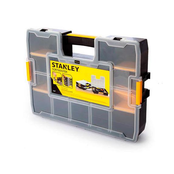 Купить инструмент Stanley Органайзер STANLEY 1-94-745 фирменный магазин Украина. Официальный сайт по продаже инструмента Stanley