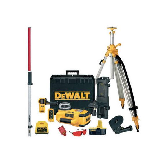 Купить инструмент DeWALT Лазер ротационный DeWALT DW079PKH фирменный магазин Украина. Официальный сайт по продаже инструмента DeWALT