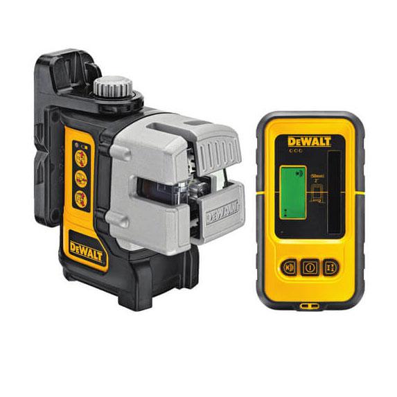 Купить инструмент DeWALT Лазер самовыравнивающийся 3-х плоскостной DeWALT DW089KD фирменный магазин Украина. Официальный сайт по продаже инструмента DeWALT