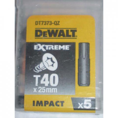 Купить аксессуары Бита ударная IMPACT TORSION EXTREME DeWALT DT7373 фирменный магазин Украина. Официальный сайт по продаже инструмента DeWALT