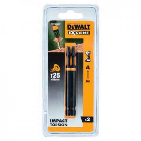 Купить аксессуары Бита ударная DeWALT DT70569T фирменный магазин Украина. Официальный сайт по продаже инструмента DeWALT