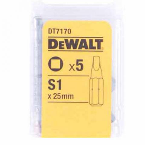 Купить аксессуары Биты TORSION DeWALT DT7170 фирменный магазин Украина. Официальный сайт по продаже инструмента DeWALT