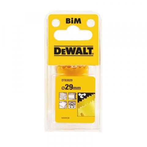 Купить аксессуары Цифенбор биметаллический диаметр 29 мм DeWALT DT83029 фирменный магазин Украина. Официальный сайт по продаже инструмента DeWALT