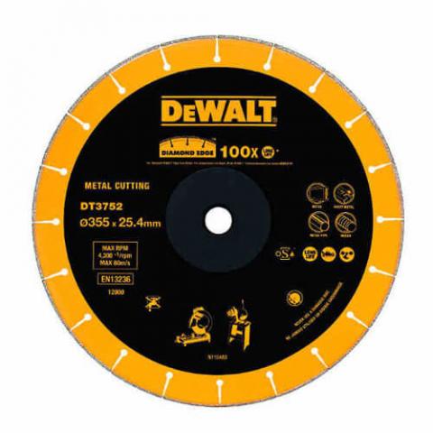 Купить аксессуары Диск алмазный DeWALT DT3752 фирменный магазин Украина. Официальный сайт по продаже инструмента DeWALT