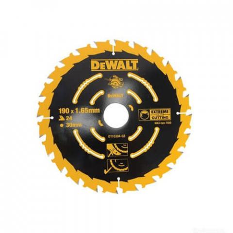 Купить аксессуары Диск пильный DeWALT DT10304 фирменный магазин Украина. Официальный сайт по продаже инструмента DeWALT