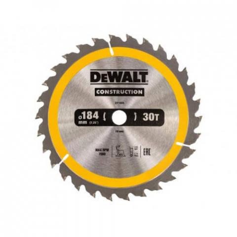 Купить аксессуары Диск пильный DeWALT DT1940 фирменный магазин Украина. Официальный сайт по продаже инструмента DeWALT