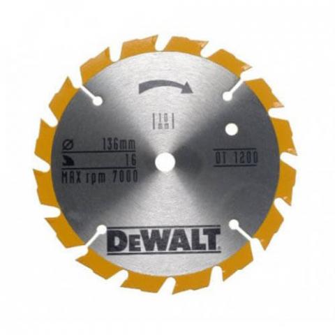 Купить аксессуары Диск пильный HM DeWALT DT1200XM фирменный магазин Украина. Официальный сайт по продаже инструмента DeWALT
