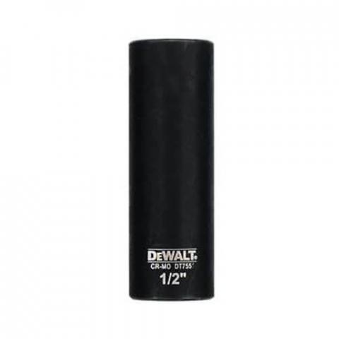 Купить аксессуары DeWALT Головка торцевая ударная IMPACT 19 мм удлиненная DeWALT DT7553 фирменный магазин Украина. Официальный сайт по продаже инструмента DeWALT
