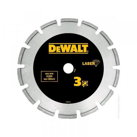Купить аксессуары Круг алмазный DeWALT DT3763 фирменный магазин Украина. Официальный сайт по продаже инструмента DeWALT
