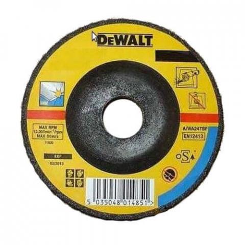 Купить аксессуары Круг шлифовальный по металлу INOX диаметр 180 мм DeWALT DT3469-QZ фирменный магазин Украина. Официальный сайт по продаже инструмента DeWALT