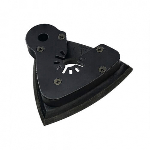 Купить аксессуары DeWALT Шлифподошва треугольная сменная с липучкой для DWE315, DCS355 DeWALT DT20700 фирменный магазин Украина. Официальный сайт по продаже инструмента DeWALT