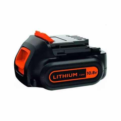Купить Аккумуляторная батарея BLACK+DECKER BL1512. Инструмент Black Deker Украина, официальный фирменный магазин