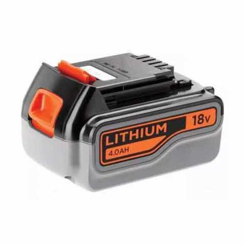Купить Аккумуляторная батарея BLACK+DECKER BL4018. Инструмент Black Deker Украина, официальный фирменный магазин