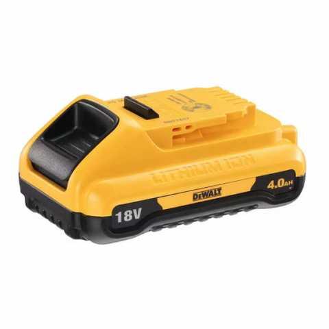 Купить Аккумуляторная батарея DeWALT DCB189. Инструмент DeWALT Украина, официальный фирменный магазин