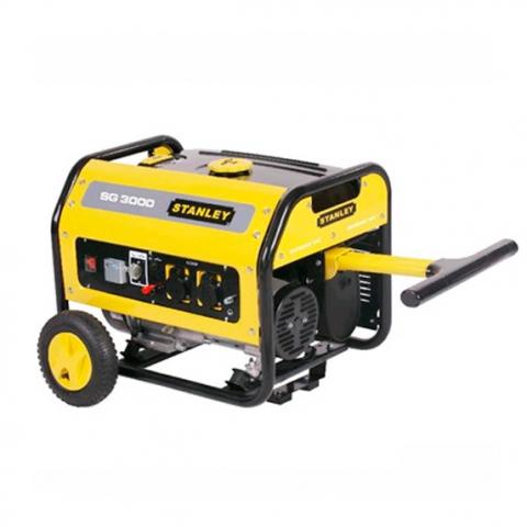 Купить инструмент Stanley Бензиновый генератор однофазный STANLEY SG3000 фирменный магазин Украина. Официальный сайт по продаже инструмента Stanley