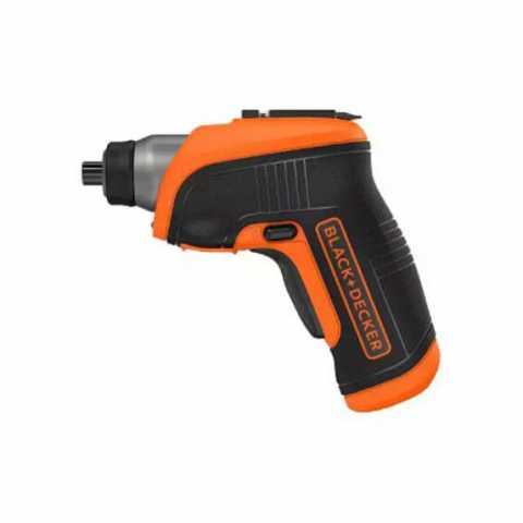 Купить Аккумуляторная отвертка BLACK+DECKER CS3652LC. Инструмент Black Deker Украина, официальный фирменный магазин