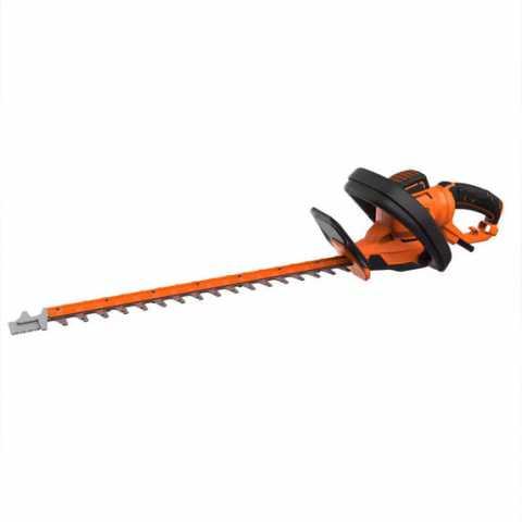 Купить Кусторез электрический BLACK+DECKER BEHTS551. Инструмент Black Deker Украина, официальный фирменный магазин