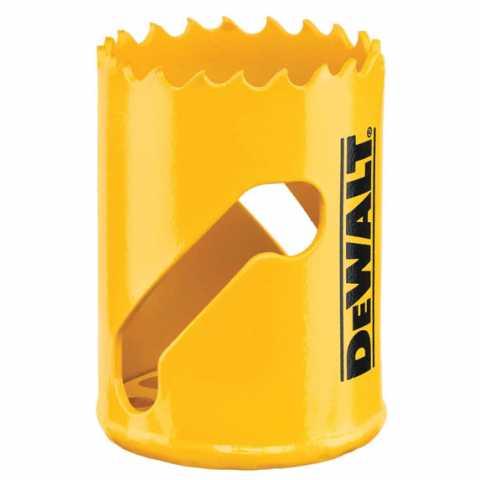 Купить Цифенбор-коронка биметаллическая EXTREME 2X LONG LIFE DeWALT DT90303. Инструмент DeWALT Украина, официальный фирменный магазин