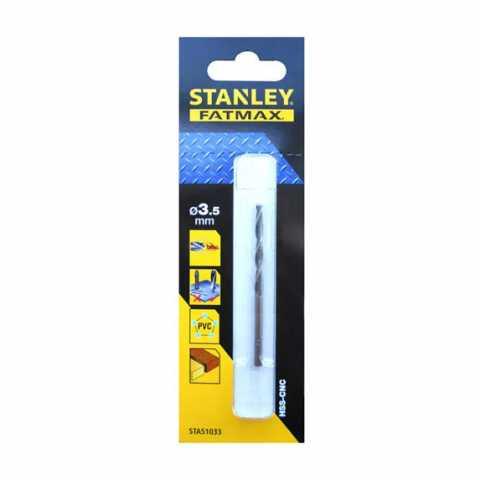 Купить Cверлo по металлу диаметр 3.5 мм STANLEY STA51033. Инструмент DeWALT Украина, официальный фирменный магазин