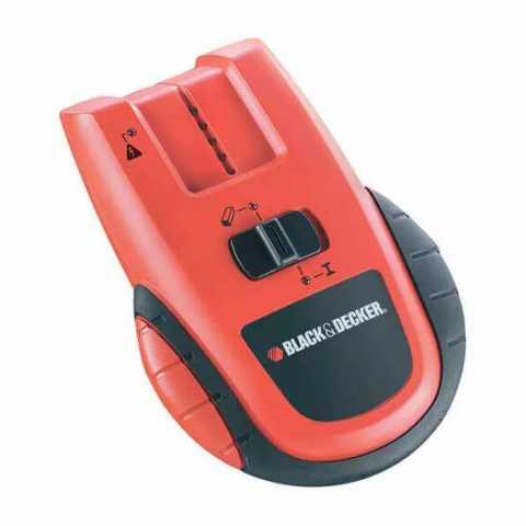 Купить Детектор неоднородностей BLACK+DECKER BDHT0-77141. Инструмент Black Deker Украина, официальный фирменный магазин