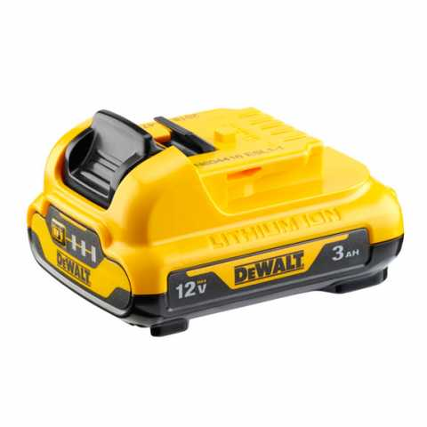 Купить инструмент DeWalt Аккумуляторная батарея DeWALT DCB124 фирменный магазин Украина. Официальный сайт по продаже инструмента DeWalt