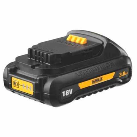 Купить инструмент DeWalt Аккумуляторная батарея DeWALT DCB187 фирменный магазин Украина. Официальный сайт по продаже инструмента DeWalt