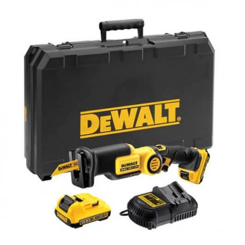 Купить инструмент DeWALT Аккумуляторная сабельная пила DeWALT DCS310D2 фирменный магазин Украина. Официальный сайт по продаже инструмента DeWALT