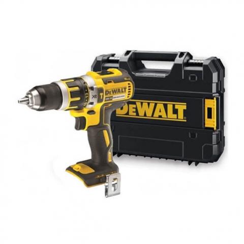 Купить инструмент DeWALT Аккумуляторная ударная дрель-шуруповерт DeWALT DCD797NT фирменный магазин Украина. Официальный сайт по продаже инструмента DeWALT