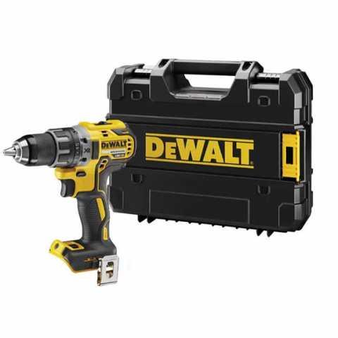 Купить инструмент DeWALT Аккумуляторная дрель-шуруповерт DeWALT DCD791NT фирменный магазин Украина. Официальный сайт по продаже инструмента DeWALT
