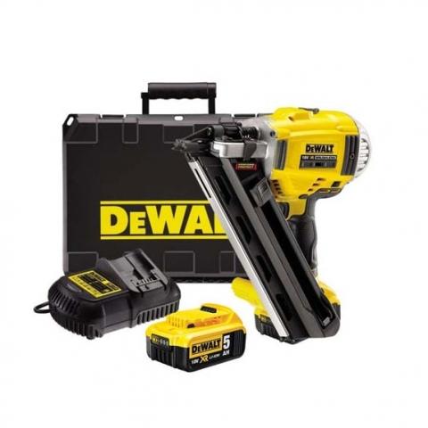 Купить инструмент DeWALT Гвоздезабиватель аккумуляторный DeWALT DCN692P2 фирменный магазин Украина. Официальный сайт по продаже инструмента DeWALT