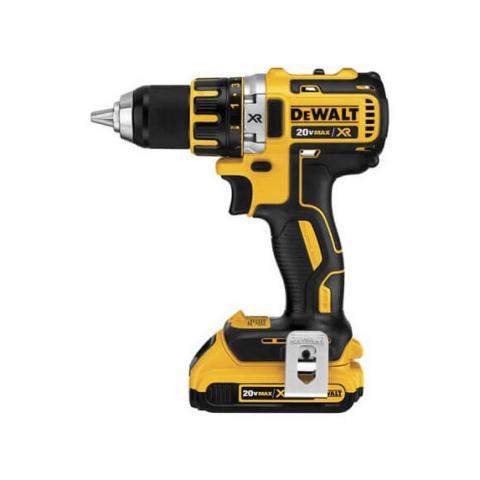 Купить инструмент DeWALT Дрель-шуруповерт с бесщёточным двигателем DeWALT DCD790D2 фирменный магазин Украина. Официальный сайт по продаже инструмента DeWALT