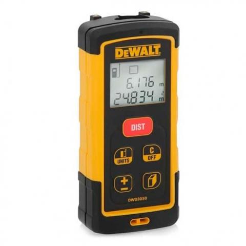 Купить инструмент DeWALT Дальномер лазерный DeWALT DW03050 фирменный магазин Украина. Официальный сайт по продаже инструмента DeWALT