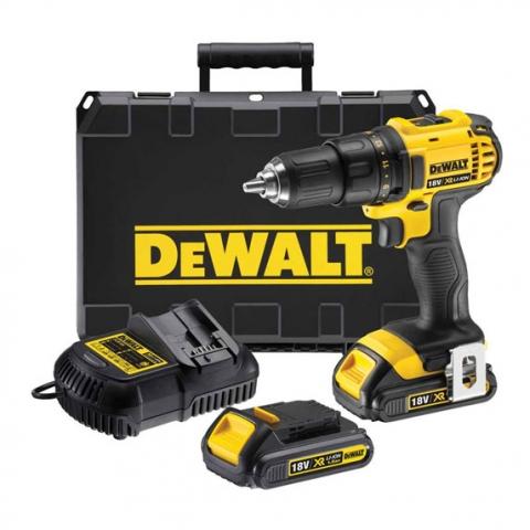 Купить инструмент DeWALT Дрель-шуруповерт DeWALT DCD780C2 фирменный магазин Украина. Официальный сайт по продаже инструмента DeWALT