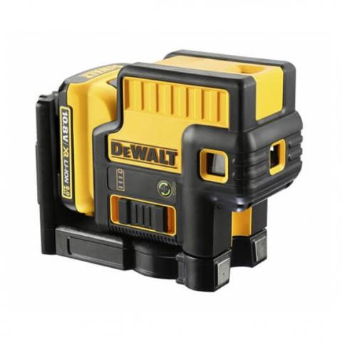 Купить инструмент DeWALT Лазер самовыравнивающийся DeWALT DCE085D1G фирменный магазин Украина. Официальный сайт по продаже инструмента DeWALT