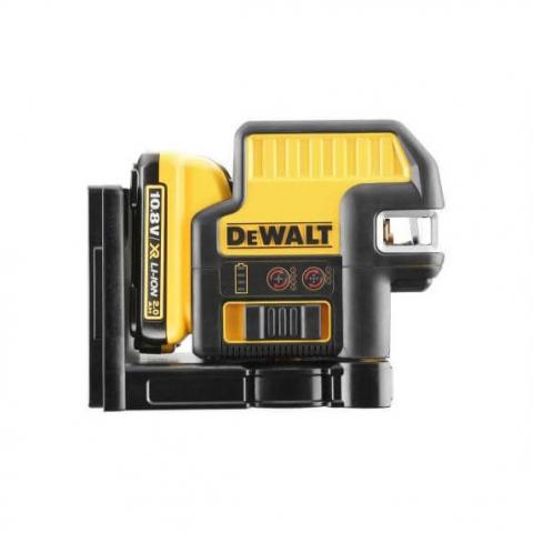 Купить инструмент DeWALT Лазер самовыравнивающийся DeWALT DCE085D1R фирменный магазин Украина. Официальный сайт по продаже инструмента DeWALT