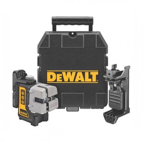 Купить инструмент DeWALT Лазер самовыравнивающийся 3-х плоскостной DeWALT DW089K фирменный магазин Украина. Официальный сайт по продаже инструмента DeWALT