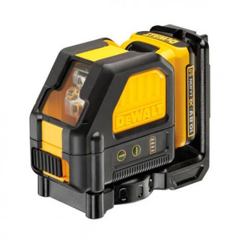 Купить инструмент DeWALT Лазер самовыравнивающийся 2-х плоскосной DeWALT DCE088D1G фирменный магазин Украина. Официальный сайт по продаже инструмента DeWALT