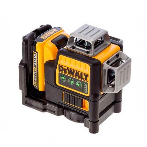 Купить инструмент DeWALT Лазер самовыравнивающийся 3-х плоскостной DeWALT DCE089D1G фирменный магазин Украина. Официальный сайт по продаже инструмента DeWALT