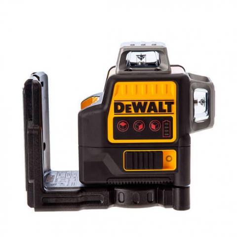 Купить инструмент DeWALT Лазер самовыравнивающийся 3-х плоскостный DeWALT DCE089NR фирменный магазин Украина. Официальный сайт по продаже инструмента DeWALT