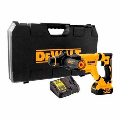 Купить Перфоратор аккумуляторный бесщёточный SDS-Plus DeWALT DCH263P1. Инструмент DeWALT Украина, официальный фирменный магазин
