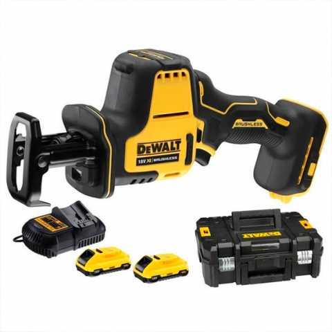 Купить инструмент DeWALT Пила сабельная аккумуляторная бесщёточная DeWALT DCS369M2 фирменный магазин Украина. Официальный сайт по продаже инструмента DeWALT