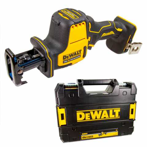 Купить Пила сабельная аккумуляторная бесщёточная DeWALT DCS369NT. Инструмент DeWALT Украина, официальный фирменный магазин