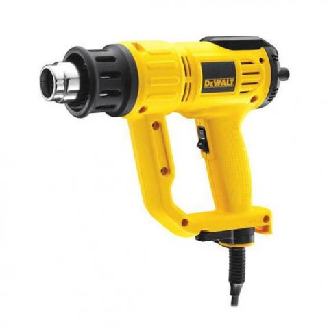 Купить инструмент DeWALT Пистолет горячего воздуха DeWALT D26414 фирменный магазин Украина. Официальный сайт по продаже инструмента DeWALT