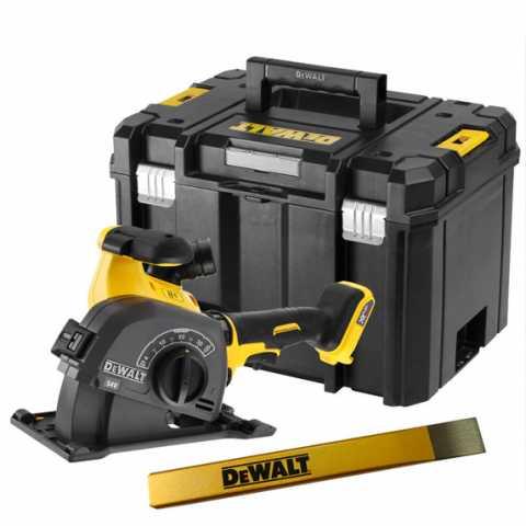 Купить Штроборез аккумуляторный бесщёточный DeWALT DCG200NT. Инструмент DeWALT Украина, официальный фирменный магазин