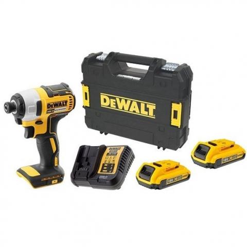 Купить инструмент DeWALT Гайковёрт аккумуляторный 18В 5Aч DeWALT DCF888P2B фирменный магазин Украина. Официальный сайт по продаже инструмента DeWALT
