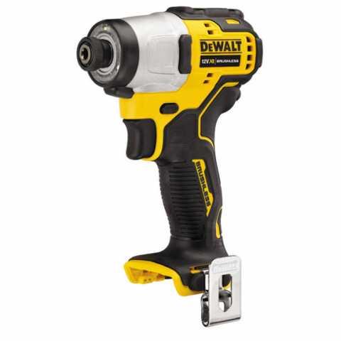 Купить Шуруповерт аккумуляторный ударный бесщеточный DeWALT DCF801N. Инструмент DeWALT Украина, официальный фирменный магазин DeWALT